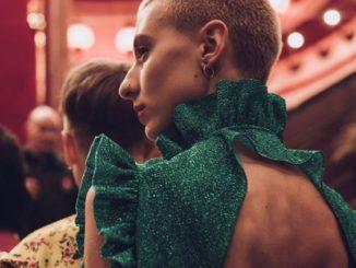 Moje inspiracje: ubrania z lureksu