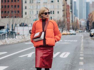 Stylizacje z Tygodnia Mody w Nowego Jorku