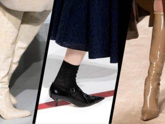Buty, które będą modne następnej zimy