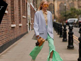Najlepsze stylizacje z London Fashion Week
