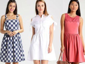 Rozkloszowane sukienki – dla kogo?