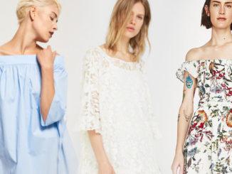 Najmodniejsze sukienki na lato 2019