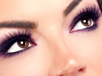 Jak zrobić idealny makijaż oczu brązowych?