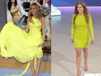 Limonkowa sukienka – jakie dodatki?