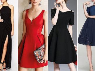 Sukienki na studniówkę z Allegro
