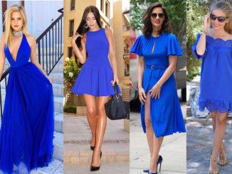 Chabrowa sukienka – dodatki