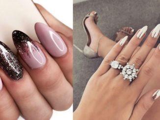 Jakie paznokcie pasują do różowej sukienki?