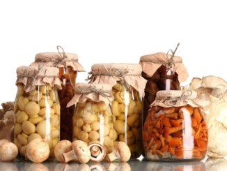 Po jakim czasie mozna jesc grzyby marynowane?