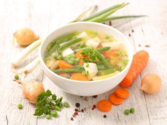 Dieta zupowa – menu i przepis oraz efekty
