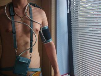 Holter ciśnieniowy – jak w nim spać?