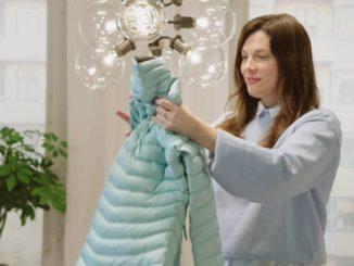 Jak prać kurtkę z pierza?