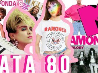 Impreza lata 80 – jak sie ubrac?