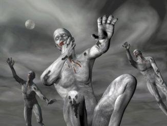 Zespół cotarda – skąd bierze się syndrom chodzącego trupa?
