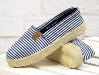 Espadryle – najlepsze buty na lato