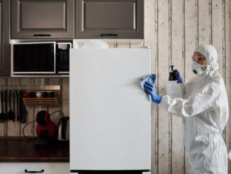 Jak skutecznie zdezynfekować kuchnię?