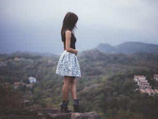 Spódnice – eksponowanie kobiecości