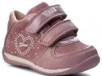 Geox – buty dziewczęce dla strojnisi i modnej małej damy