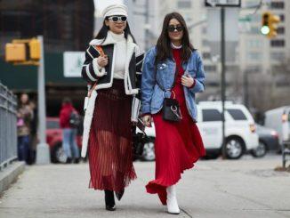 Tydzień mody w Nowym Jorku: 8 pomysłów na jesień