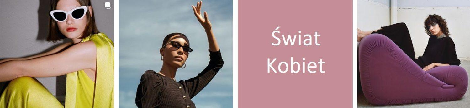 Swiat Kobiety - lifestylowy blog modowy