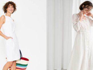 Białe sukienki, które powinny znaleźć się w Twojej letniej garderobie