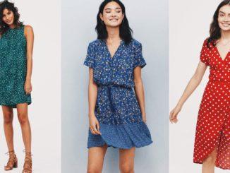 Letnie sukienki z hm – najpiękniejsze modele