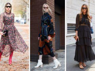 Sukienki na jesień 2019 – co będzie modne