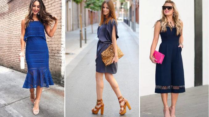 Jakie Buty Pasuja Do Granatowej Sukienki Swiat Kobiety Lifestylowy Blog Modowy
