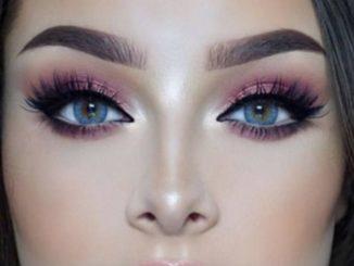 Niebieskie oczy – jaki makijaż wybrać?