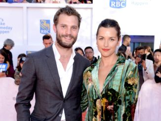 Jamie Dornan i Amelia Warner po raz kolejny zostali rodzicami