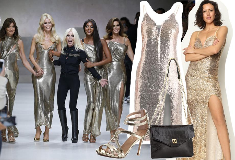 Jakie Buty Zalozyc Do Zlotej Sukienki Swiat Kobiety Lifestylowy Blog Modowy