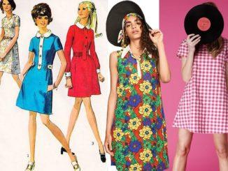 Sukienki lata 60