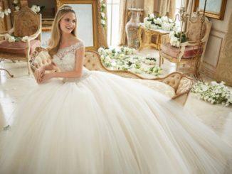 Wybór sukni ślubnej. Ivory – jaki to kolor?