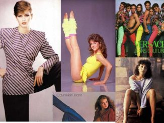Moda lata 80. Dekada indywidualistów