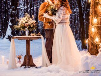 Wesele zimą – jak zorganizować ten piękny dzień z zimową aurą w tle?