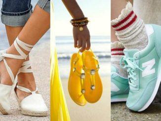 Jakie buty na lato wybrać w 2020 roku?